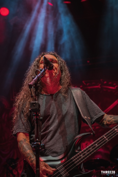 Tom Araya of Slayer