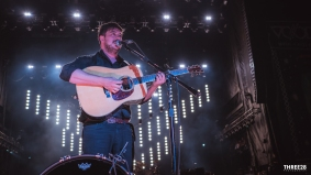 Marcus Mumford of Mumford & Sons