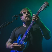 Travis Stever of Coheed and Cambria