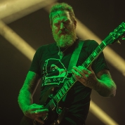 Brent Hinds of Mastodon