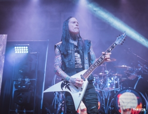 Parker Lundgren of Queensrÿche